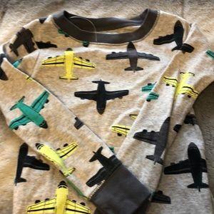 Carter's Pajamas - Airplane pajama set!
